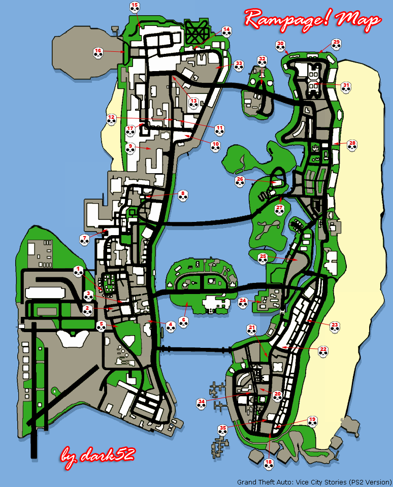 All Vice City Games